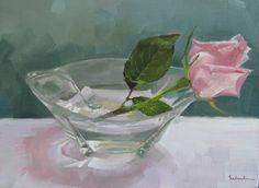 Rose Bowl by Sarah Sedwick