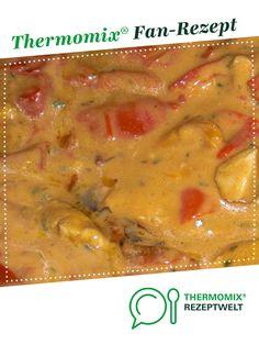 Geschnetzeltes mit Kokosmilch von Xlamont. Ein Thermomix ® Rezept aus der Kategorie Hauptgerichte mit Fleisch auf www.rezeptwelt.de, der Thermomix ® Community.