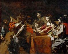 concert de valentin de boulogne