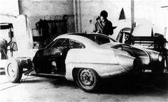 Alfa Romeo 1900 Supersonic Conrero (Ghia), 1953