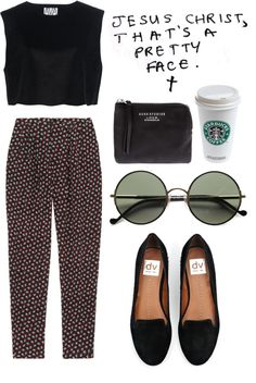 """""""this was supposed to be the future"""" by caraganning ❤ liked on Polyvore"""