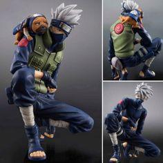 Naruto Kakashi Action Figure //Price: $34.99 & FREE Shipping //     #naruto#narutoshippuden#narutouzumaki#narutogaiden#narutofan#narutogifts#anime