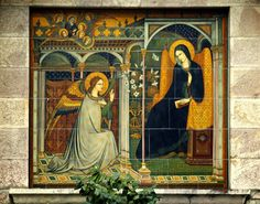 """The Annunciation of the Lord and LAY consecration: """"Fiat"""" is not just a car. """"Like Mother, Like...."""""""