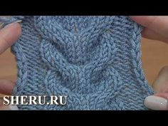 Easy To Crochet Leaf Урок 1 Вязание листика крючком - YouTube