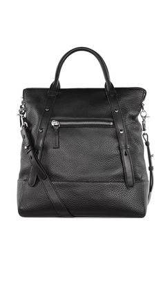 Mackage - TACEY LARGE BLACK TOTE BAG. www.mackage.com #luxuryhandbags #leather #womenswear #fw14 #mackage