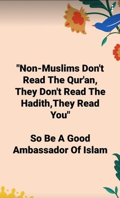 we're the ambasador of islam Hadith Quotes, Ali Quotes, Reminder Quotes, Muslim Quotes, Words Quotes, Wisdom Quotes, Famous Quotes, Best Islamic Quotes, Quran Quotes Inspirational