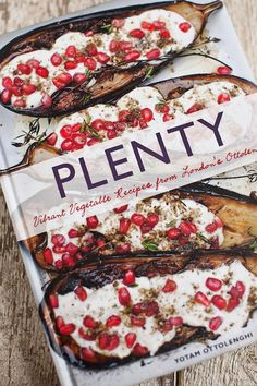 THE BOOK: Plenty, 2011, by Yotam Ottolenghi