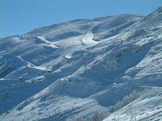 Sciare in Sardegna: Bruncu Spina Fonni