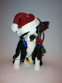 Custom Pet ornaments by SainIdeas on Etsy, $30.00