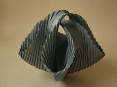 Organic Origami also a stop motion tutorial at this site...