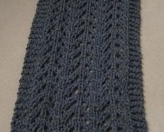 cachecol February Scarf
