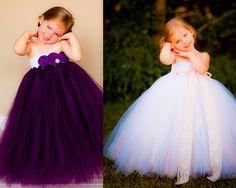 Nuevos ¡En Fotos! Vestidos de Niñas para una Boda de Gala ¡Son Un sueño!