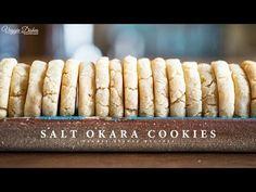 今週のレシピは、おからと米粉の塩クッキーです。小麦粉を使用していないグルテンフリーのレシピです。米粉を使っているので中の食感がモチモチしていますので、サクサクのクッキーに仕上げたい場合は米粉を薄力粉に替えて作ってみてくださいね。塩も入れても入れなくても、どちらでも美味しく出来上がります。 【材料 25枚分】 ・ ...