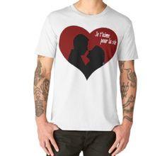 Je t'aime pour la vie. #love #amour #amore #cuore #corazón #hearts #lovers #sanvalentino #coppia #couple #forever #sempre #amour #cœur #coeur #innamorati #bag #totebags #prints #apparel #gift #phonecases #accessories #tees #tshirts #t-shirt #hoodies #sweatshirts #clothings #borse #stampe #abbigliamento #regalo #accessori #tele #canottiere #magliette #maglie #maglietta #maglioni #felpe #abiti #vestiti #quadri #sacs #vêtements #cadeaux #accessoires #tasses #toiles #cadenas #pull #chemise