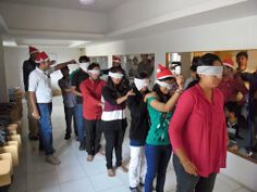 Ecosmob team celebrated EcoWings 4 with some cool games, learning and Christmas celebration in office campus