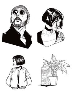Leon the Professional fanart