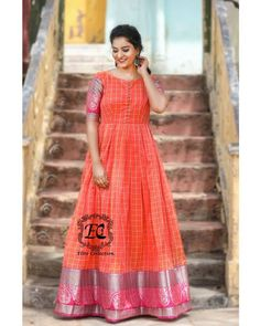 Priyamani in AanDe Indo-Western Gown - Salwar Designs, Kurta Designs Women, Kurti Designs Party Wear, Lehenga Designs, Long Gown Dress, Lehnga Dress, Saree Gown, Long Gowns, Kalamkari Dresses