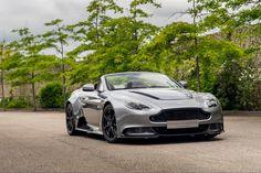 Aston Martin Vantage GT12 Roadster by Q