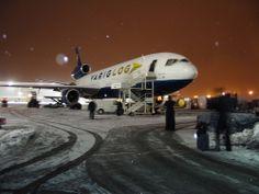 Blizzard 2005 - VarigLog MD-11 freighter | Flickr - Photo Sharing!