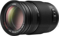 Panasonic  100-300mm lens