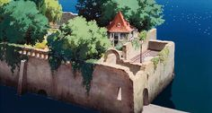 From Porco Rosso - Studio Ghibli