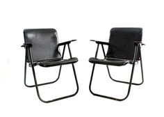 Mid-Century Modern Russel Wright Eclectic Black Metal by Humemaze