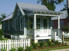HousePlans.com 536-4. This one level 672 sq ft house has two bedrooms and one bathroom with laundry closet, too.