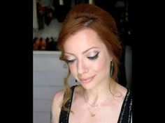 Julia Petit Passo a Passo Quase Olivia Maquiagem - YouTube