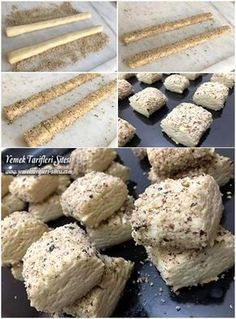 Cevizli Kurabiye Tarifi – Kurabiye – The Most Practical and Easy Recipes Walnut Cookie Recipes, Walnut Cookies, Food Platters, Pastry Cake, Arabic Food, Turkish Recipes, Easy Cake Recipes, Food Cakes, Cake Cookies