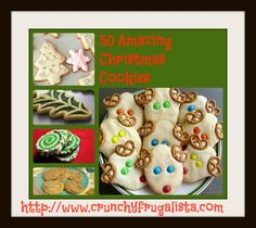 50 Amazing Christmas Recipes Cookies Galore!