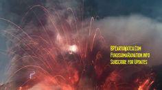 8/18/15 - Unprecedented Level 4 Volcano Warning/JAPAN/Sakurajima
