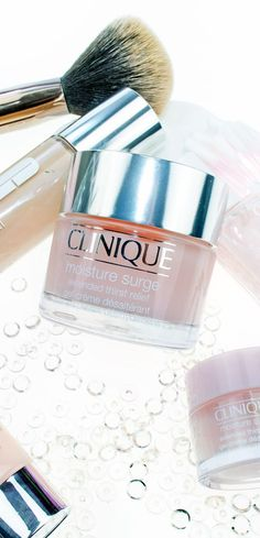 My first morning beauty routine and one of my favs! Clinique MoistureSurge Skincare MorningRituals