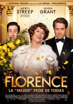 Florence con CON MERYL STREEP Y HUGH GRANT - Una película de Stephen Frears