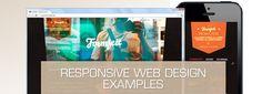 25 Beautiful Responsive Web Design Examples for Inspiration Responsive Site, Responsive Web Design, Ui Web, Web Ui Design, Site Design, Miracles Book, Website Layout, Showcase Design, Web Design Inspiration