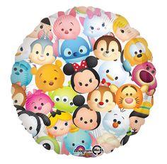 Disney Tsum Tsum Foil Balloon from BirthdayExpress.com