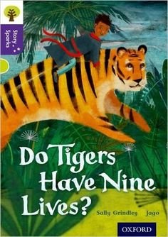 Adapted for young readers both here and in Australia and New Zealand, this is the story of a young boy's night-time adventure when his toy tiger comes to life. Published by Oxford University Press in Nine Lives, Children's Books, Night Time, Sally, Oxford, University, Toy, Australia, Adventure