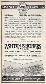 Ashton Brothers and Co Industrial Revolution, Old Ads, Family Business, Hyde, Brother, How To Apply, Printing, Wood, People