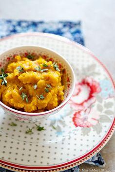 Mashed Sweet Potatoes on FamilyFreshCooking.com