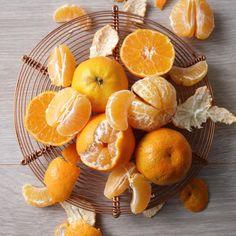 Benedetti siano i mandarini #foodies #workinprogress