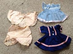 vintage mixed lot of small doll clothes | Dolls & Bears, Dolls, Clothes & Accessories | eBay!