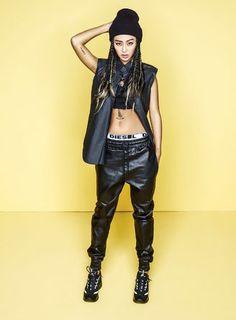 Hyorin of Sistar Hip Hop Fashion, Kpop Fashion, Girl Fashion, Korea Fashion, Park Ji Yeon, Spinnin' Records, Ailee, Running Man, Unique Fashion