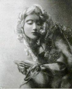 Wax Artist Doll by Lotte Pritzel, 1914