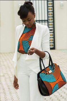 SEE MORE STYLES HERE >> www.dezangozone.com/ Nice ~African fashion, Ankara, kitenge, African women dresses, African prints, Braids, Nigerian wedding, Ghanaian fashion, African wedding ~DKK