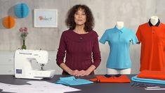 Intro: Für sie und ihn: Poloshirt nähen lernen
