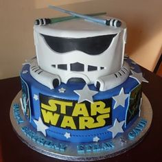 stormtrooper cakes - Google Search