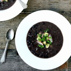 Black beans, often served in a soup or stew, have been a mainstay of Mexican cuisine for thousands of years. Black-bean soup is also popular in the Ca...