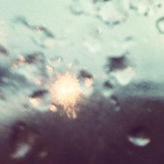 Oh rain drops falling in my head