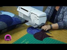 Sew Easy: Clamshell Template - YouTube