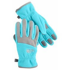 The North Face Girl's Denali Gloves   $12.59   42% Off   Free Shipping