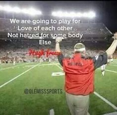 Coach Freeze is such a great coach! So glad Ole Miss has him as head coach!